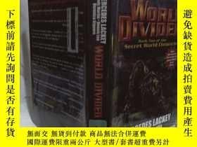 二手書博民逛書店實物拍照;World罕見Divided: Book Two of