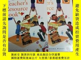 二手書博民逛書店Teacher s罕見Resource Book: Emerge
