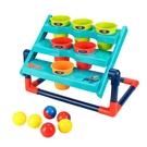 投球遊戲 兒童室內戶外投球階梯遊戲組 XY-1902/一組入(定700) 兒童投籃玩具 露營遊戲-生