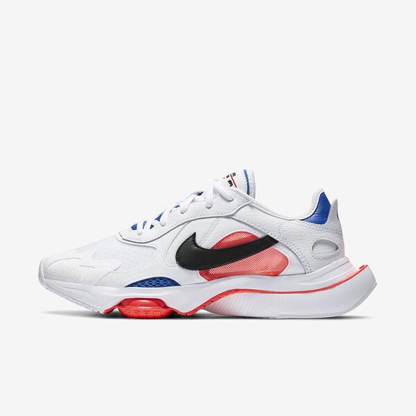 Nike W Air Zoom Division [CK2950-101] 女鞋 運動 休閒 潮流 氣墊 緩震 白 黑
