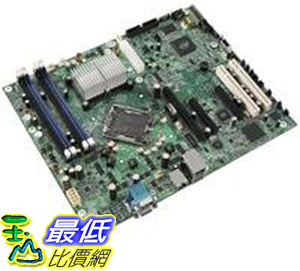 [106美國直購] Intel S3210SHLX Single CPU DDR2 6 SATA Port Adaptive PCI-E Slot 2GbE Motherboard
