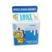 《 LOST KITTIES 》躲貓貓牛奶盒W2╭★ JOYBUS玩具百貨