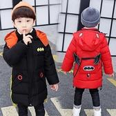 寶寶冬裝男童棉衣小孩潮童加厚棉襖中小童韓版兒童羽絨棉服服外套 歌莉婭