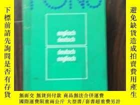 二手書博民逛書店PONS罕見外文辭典Y8495