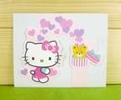 【震撼精品百貨】Hello Kitty 凱蒂貓~卡片-小熊(M)