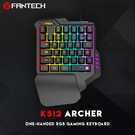 FANTECH K512 混光多彩燈效單...