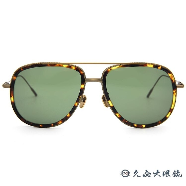 Frency&Mercury 日本手工眼鏡 大框 太陽眼鏡 Awaken ANG 玳瑁-古銅 久必大眼鏡