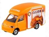 TOMICA NO.091 COCO咖哩餐車TM091A3多美小汽車