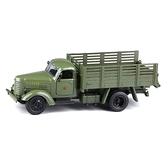 老解放卡車經典懷舊1:36合金汽車模型聲光回力玩具軍事擺設-享家