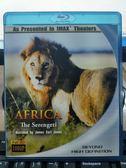 挖寶二手片-Q00-1072-正版BD【非洲 塞倫蓋蒂國家公園】-藍光影片