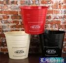 冰桶 吧創意冰桶家用紅香檳桶商用扎啤桶干冰塊桶大用品KTV啤桶 星河光年