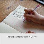 筆記本 鎮店之寶藏藍色康奈爾筆記本 質感 5R筆記法課堂筆記 160頁道林紙  潮先生