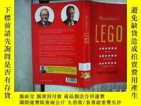 二手書博民逛書店MIRAKLET罕見I LEGO 奇蹟樂高 (99)Y18089
