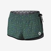 Hurley PHANTOM BLOCK PARTY BEACHRIDER-海灘褲-女(印花綠)