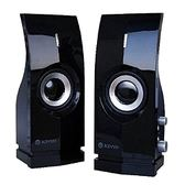【KINYO】 PS-291 2.0聲道 兩件式多媒體音箱