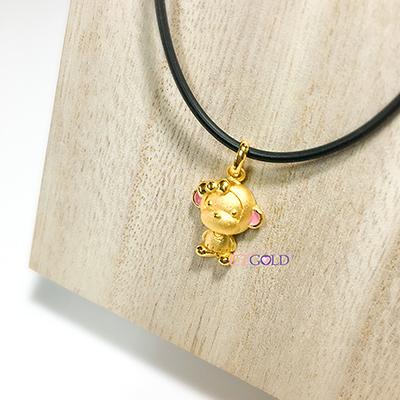 黃金墜子-乖巧猴-PE6264