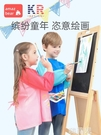 兒童罩衣 兒童畫畫罩衣長袖防水寶寶吃飯反穿衣幼兒園美術生繪畫防臟圍裙夏 韓菲兒