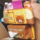 車用置物袋 日韓卡通多功能椅背掛袋 汽車掛袋汽車收納袋【B9072】