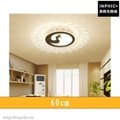 INPHIC-幾何客廳圓形現代led燈燈具藝術臥室LED吸頂燈北歐簡約-60cm_heas