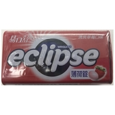 Eclipse易口舒無糖薄荷錠-清爽草莓口味(31g)【康是美】 【康是美】