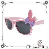 【Chimon Ritz】甜心兔兔兒童太陽眼鏡/墨鏡-粉紅
