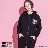 STAYREAL x Pink Panther 我是粉紅豹連帽外套