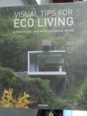 【書寶二手書T9/設計_ZAY】Visual tips for eco living-A practical and…
