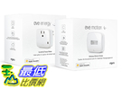 [107美國直購] Welcome Home Set Eve Energy and Eve Motion with Apple HomeKit technology Low Energy