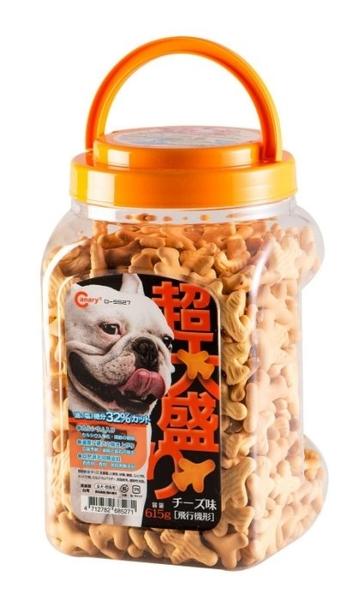 *WANG*Canary超大盛 犬用點心 狗餅乾【牛奶/起司/綜合/維他命補給】 615g