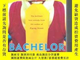 二手書博民逛書店英語小說罕見Bachelor Kisses   Nick Ear