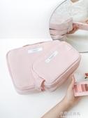 EACHY大容量化妝包女便攜旅行化妝品收納包洗漱化妝袋小號『交換禮物』
