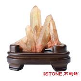 天然黃水晶簇 辦公桌景觀擺飾B (唯一商品) 石頭記