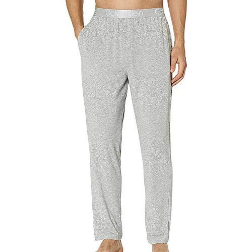 CK-男時尚超級柔軟絲般莫代爾睡褲(灰色)