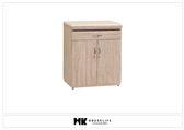 【MK億騰傢俱】BS292-04北原橡木色2.7尺餐櫃下座(含石面)
