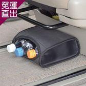日本SEIWA 座椅下收納袋W841(汽車 置物箱 垃圾桶)【免運直出】