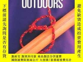 二手書博民逛書店Basic罕見Essentials Knots for the Outdoors, 2nd (Basic Esse