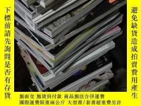 二手書博民逛書店罕見VISION青年視覺2006年3,11,12,07年4,08