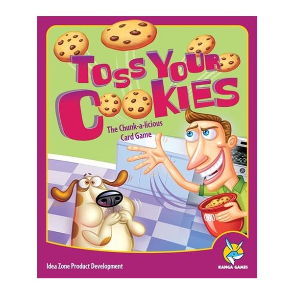 【樂桌遊】餅乾大戰 TOSS YOUR COOKIES