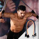 彈力繩男拉力帶健身彈力帶胸肌訓練阻力繩拉...