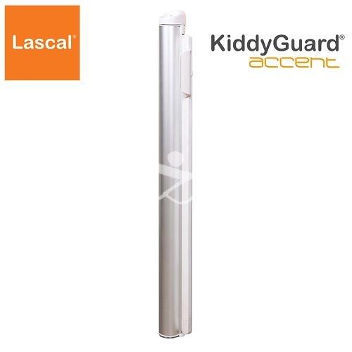 【嬰之房】Lascal KiddyGuard Accent 安全門欄(寬100cm-白色)