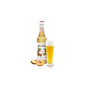 Monin糖漿-水蜜桃700ml (專業調酒比賽 及 世界咖啡師大賽 指定專用產品)