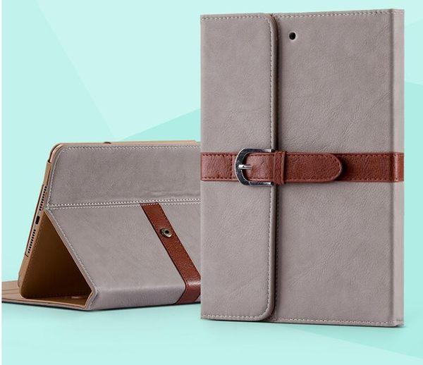【KK07現貨】iPad air 1/2平板皮套 意大利設計復古皮套 ipad 2/3/4保護套 ipad 5/6平板保護套 ipad保護殼