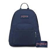 【南紡購物中心】【JANSPORT】HALF PINTS系列小款後背包 -深藍(JS-43907)