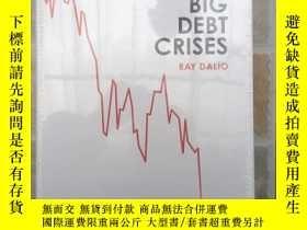 二手書博民逛書店Big罕見Debt CrisisY395400 Ray Dalio Bridgewater