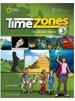 二手書博民逛書店 《Time Zones 3: Student Book Combo Split B》 R2Y ISBN:1424061296│JenniferWilkin