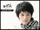 MFH韓系男生假髮◆宋仲基立體層次假髮【...
