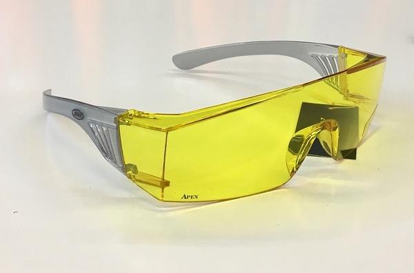 APEX防風眼鏡,1927,黃