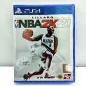 PS4 美國職業籃球 NBA 2K21 中文版 實體版+ VC5000