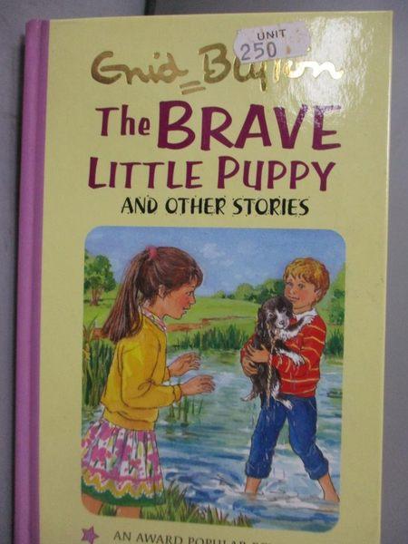 【書寶二手書T2/原文小說_NSO】The Brave Little Puppy and Other Stories_E