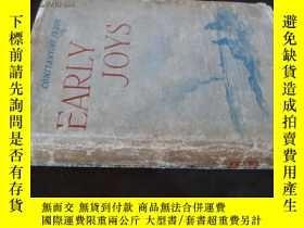 二手書博民逛書店EARLY罕見JOYS 精裝 1948年Y85718 CONST